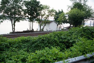 Boathouse on the Hudson