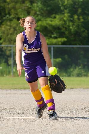 2008 & 2012 Bucksport Softball