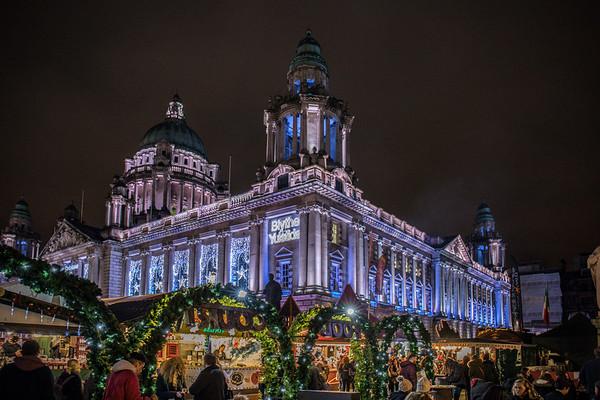 Day 5 Belfast Christmas Market