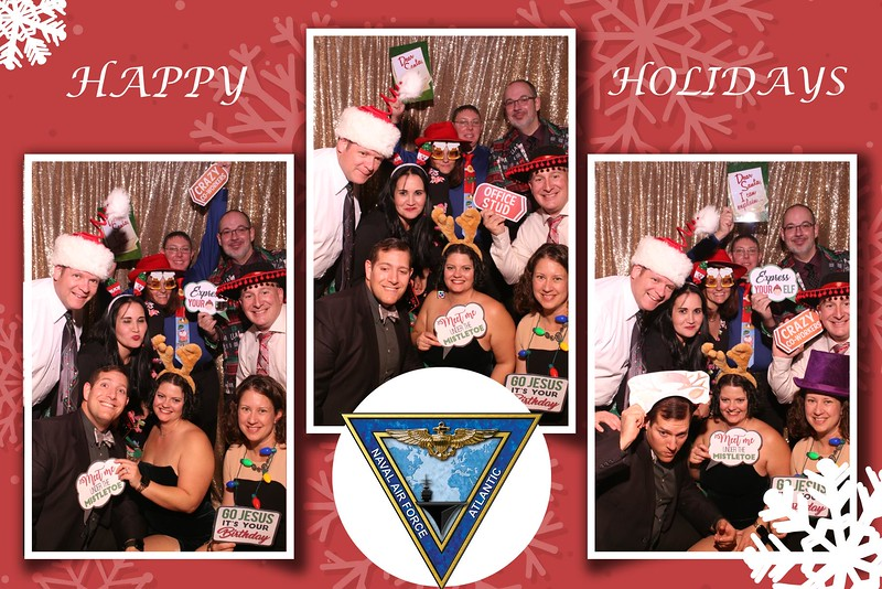 NAVAL AIR FORCE HOLIDAY PARTY