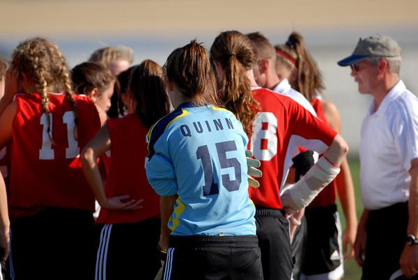 Linganore Lancers at Tuscarora Titans Girls Varsity Soccer