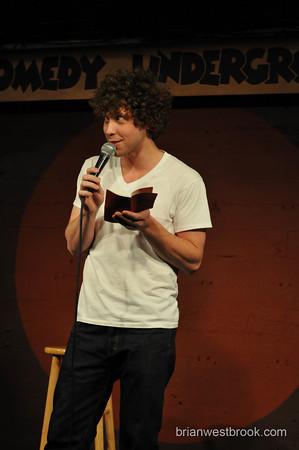 Comedy Underground - Open Mic Night (7 Jul 2010)