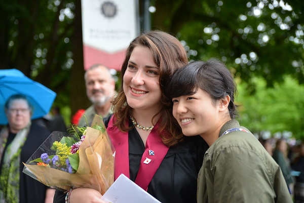 Willamette Commencement - May 15th, 2016
