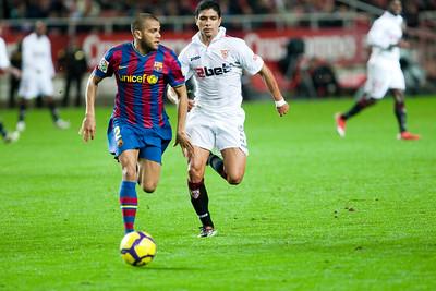 Sevilla FC-FC Barcelona
