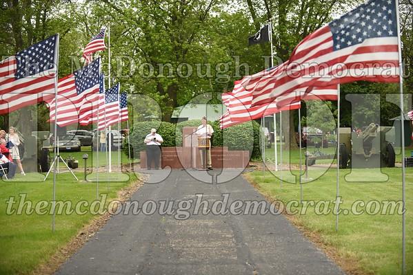 2021 VFW Memorial Day Services 05-31-21
