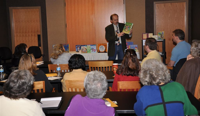 Charles Ghigna's session is for budding authors.jpg