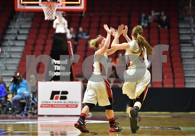 Girls State Basketball 2016: 3A Pocahontas Area vs Cherokee