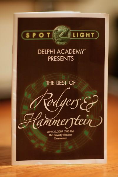Delphi Presents Rodgers & Hammerstein