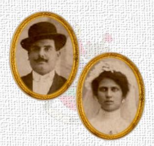 Nonno and Nonna – PARISI Family Photos