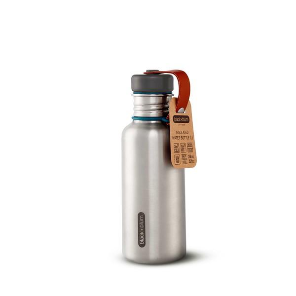 Water Bottle packaging Black Blum