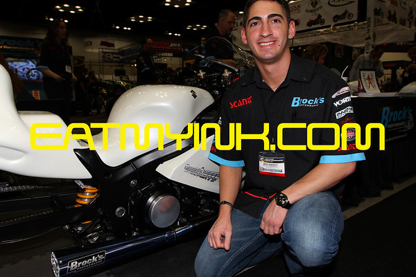 Motorcycle Dealer Expo 2013