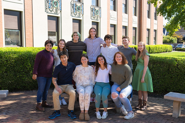 Commended Scholars & National Merit Semi-Finalists