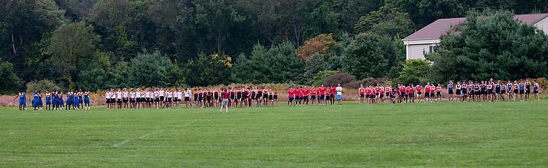 9-20 Home Meet vs. Ridgefield, NC, FW, BM
