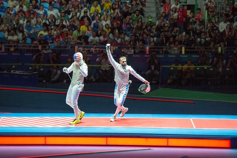 Rio Olympics 07.08.2016 Christian Valtanen _CV45199