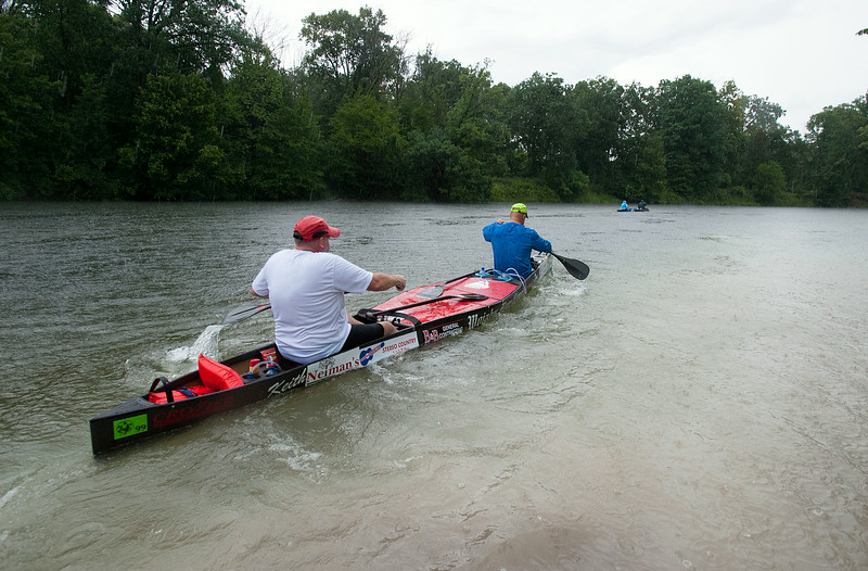 2014 AuSable Canoe Marathon