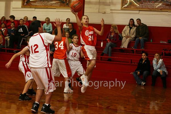 Unaka Middle Vs Central Boys Basketball 12-02-10
