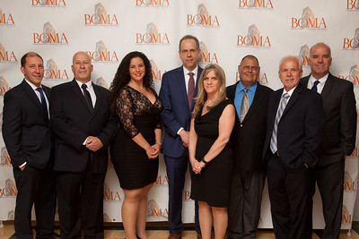 BOMA NJ Awards Gala 2018