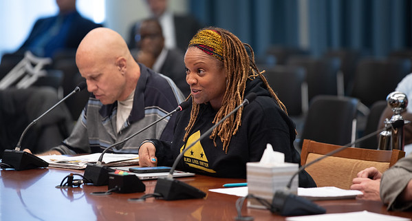 DC Council Holds Hearing on Police Body Camera Program (10-21-19) *