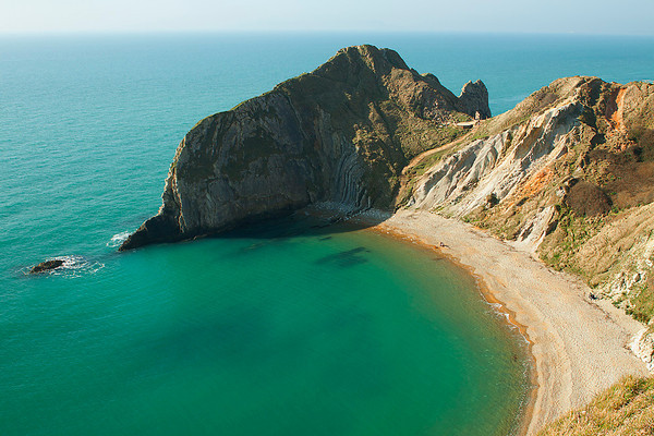 Durdle Door and Surrounding Coast