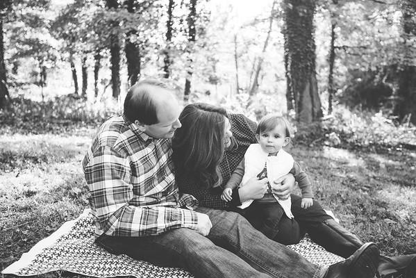 The Worthington Family: Fall 2014