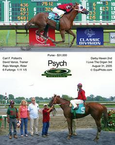 PSYCH - 8/31/2005