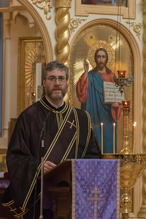 Orthodoxy Sunday Vespers 2018