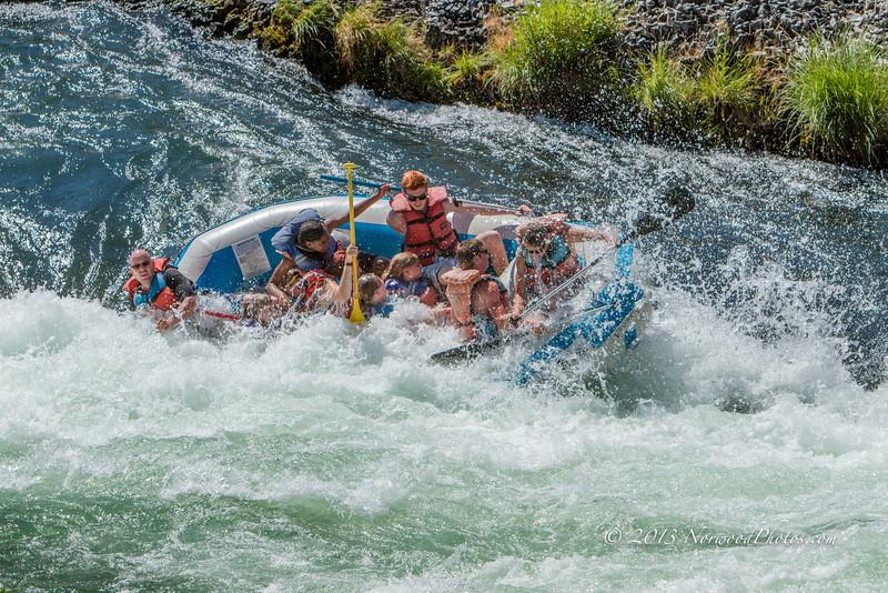 2013 - Rafting