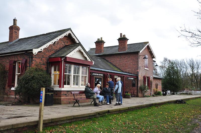 Station Thorp Thewles Castle Eden Walk - Richard Cowen.JPG