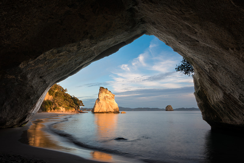 Hidden Beach  -  Coromandel Peninsula, New Zealand.jpg