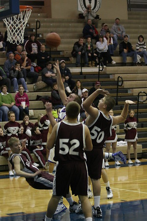 Liberty Benton Basketball 2008-2009