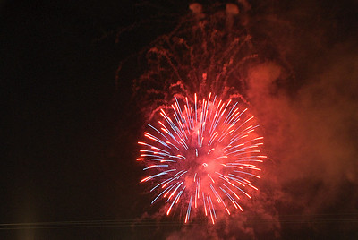 Gadsden Fireworks 2008