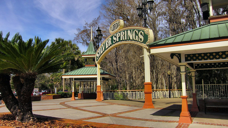 Silver Springs in Ocala, Florida - February 2011