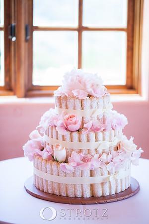 Ladyfinger Cake