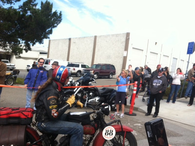 Cannonball Run 2012