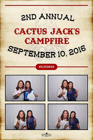 Cactus Jack's Campfire (prints)