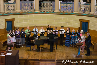 LEC Spring Musical Arts BFA Concert 2016