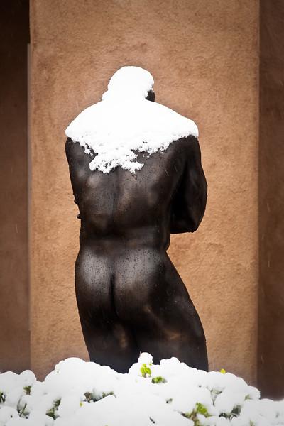 Cold Sculpture, Santa Fe