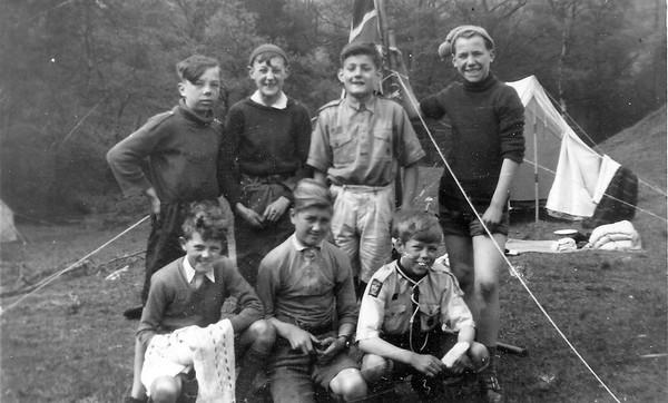 1951-08 Summer Camp Guernsey
