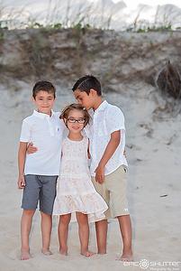 Avon Pier Family Portraits, 2020 Family Vacation