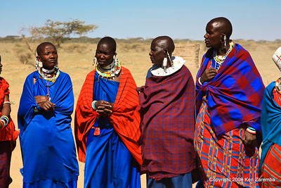 Tanzania- Maasai Village