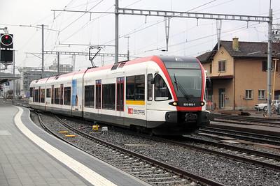 SBB Class 520