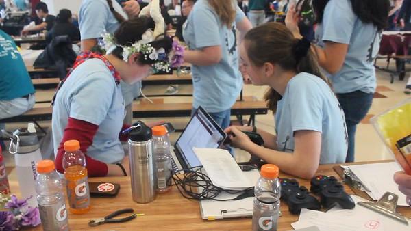 2019 LED Robotics 2nd Competition 1-19-19