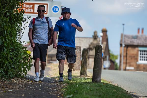 Liam O'Sullivan Marathon Walk