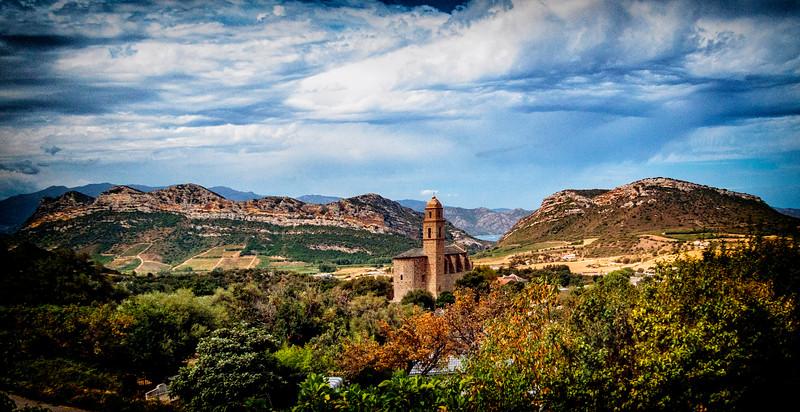 Saint-Florent and Erbalunga, Island of Corsica, France