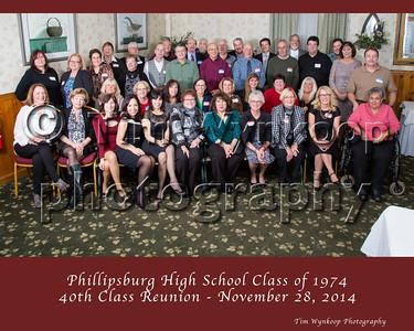 PHS Class of 1974