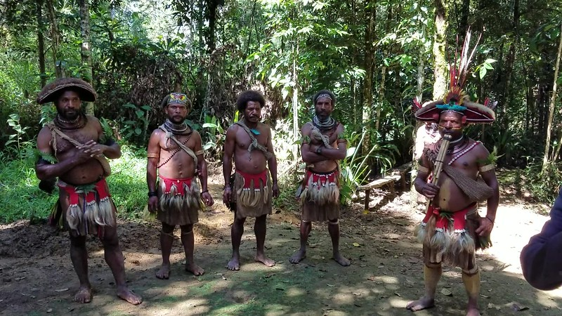 Huli - The wigmen.