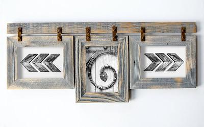 4x6 Horizontal Letters