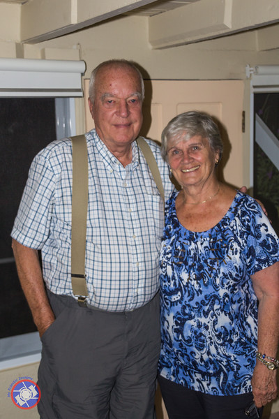 Price and Susan - the Longest Standing Ex-Pats in Boquete