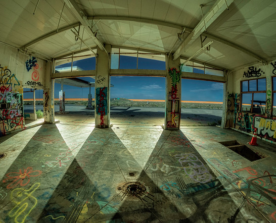 Abandoned Route 66