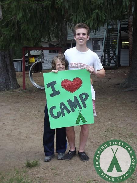 I heart Camp